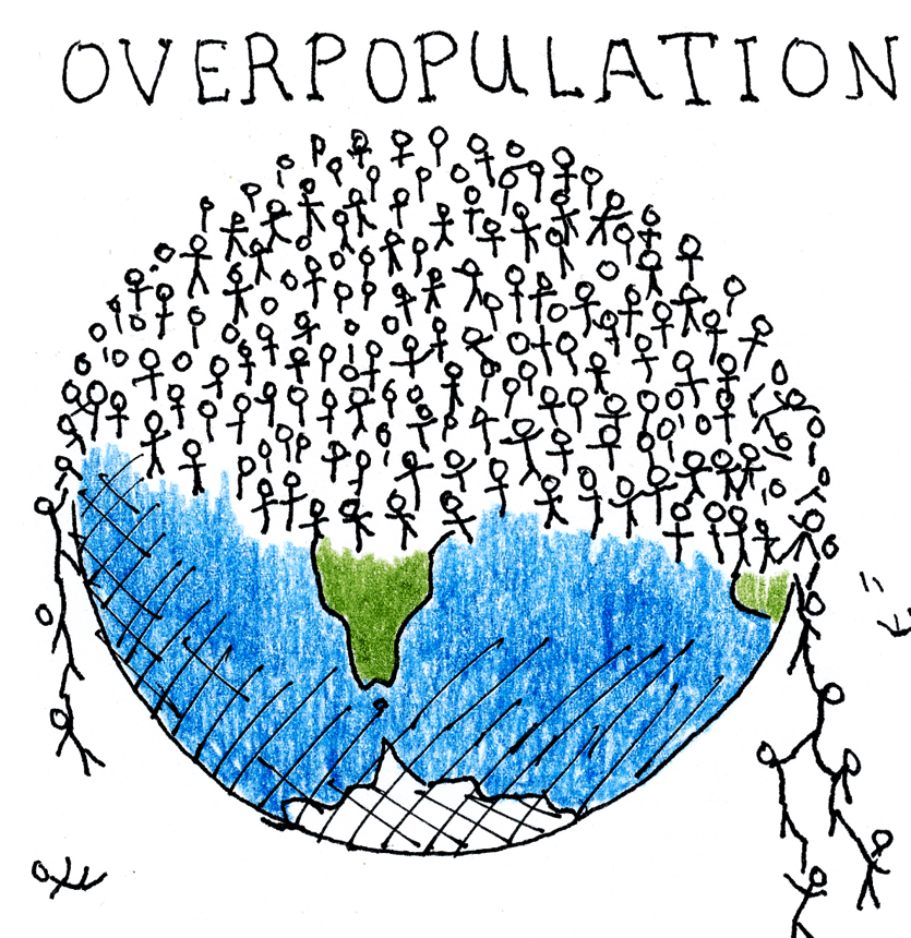 overpopulation topics